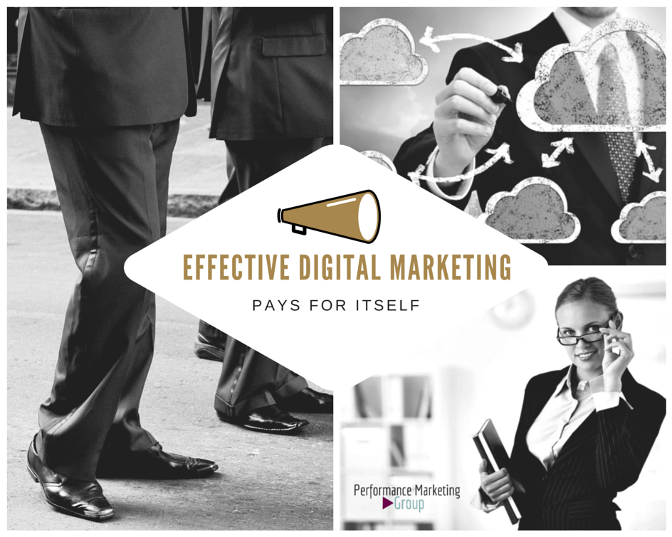 Effective Digital Marketing Strategy Pays for Itself