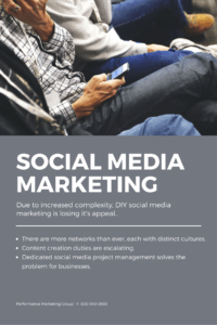 Project Management for Social Media Marketing Is Growing