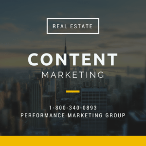Real Estate Content Marketing Done Right