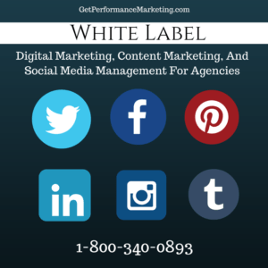 White Label Digital Marketing for Agencies