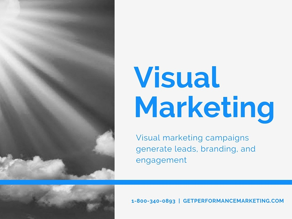 Visual Marketing Generates Leads, Branding, and Engagement