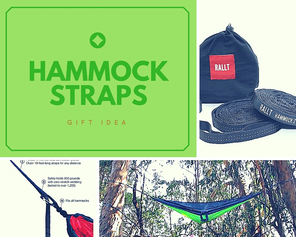 Hammock Tree Straps Are Perfect for Those Who Love Relaxing