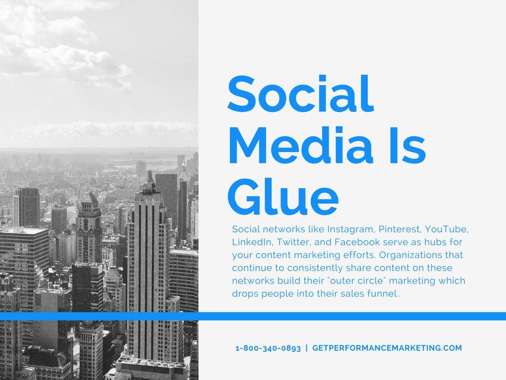 Don't Underestimate the Binding Power of Social Media