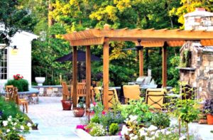 Patios and Decks Are Fabulous Outdoor Space Enhancers
