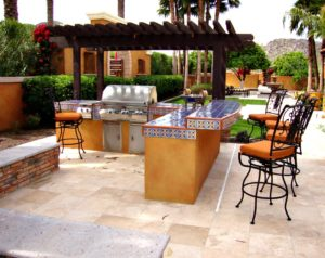 Turn Your Outdoor Space into a Dining Area