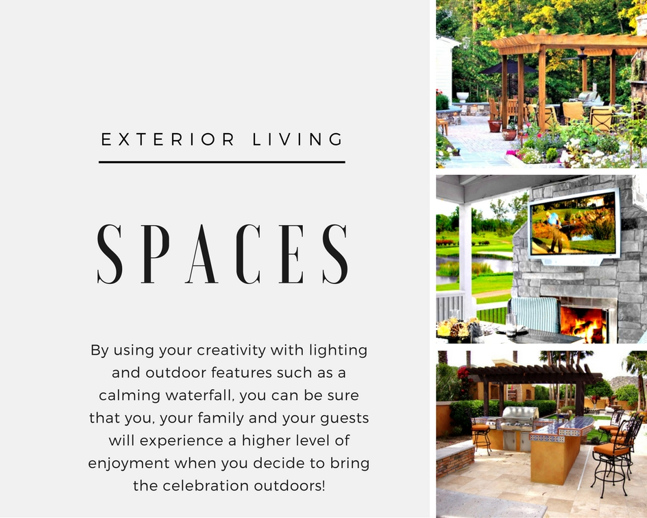 Create Engaging Exterior Spaces