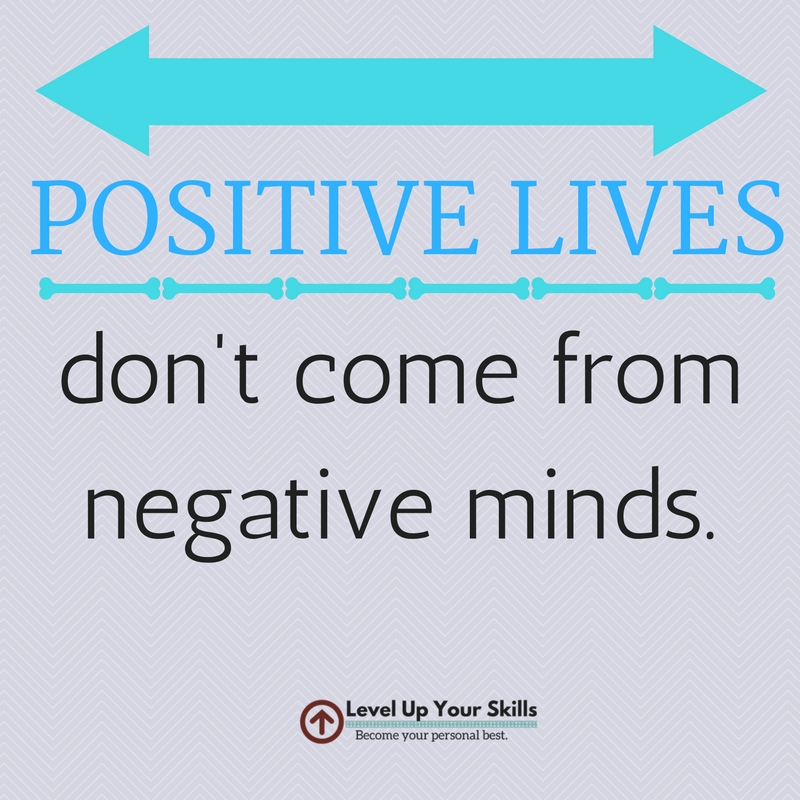 Don't Let Negativity Hold You Back from Greatness