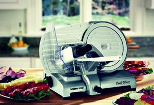 A Waring Meat Slicer Makes Food Prep Easy