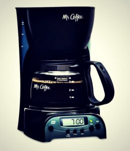 The Mr Coffee DRX5 Makes an Excellent Gift