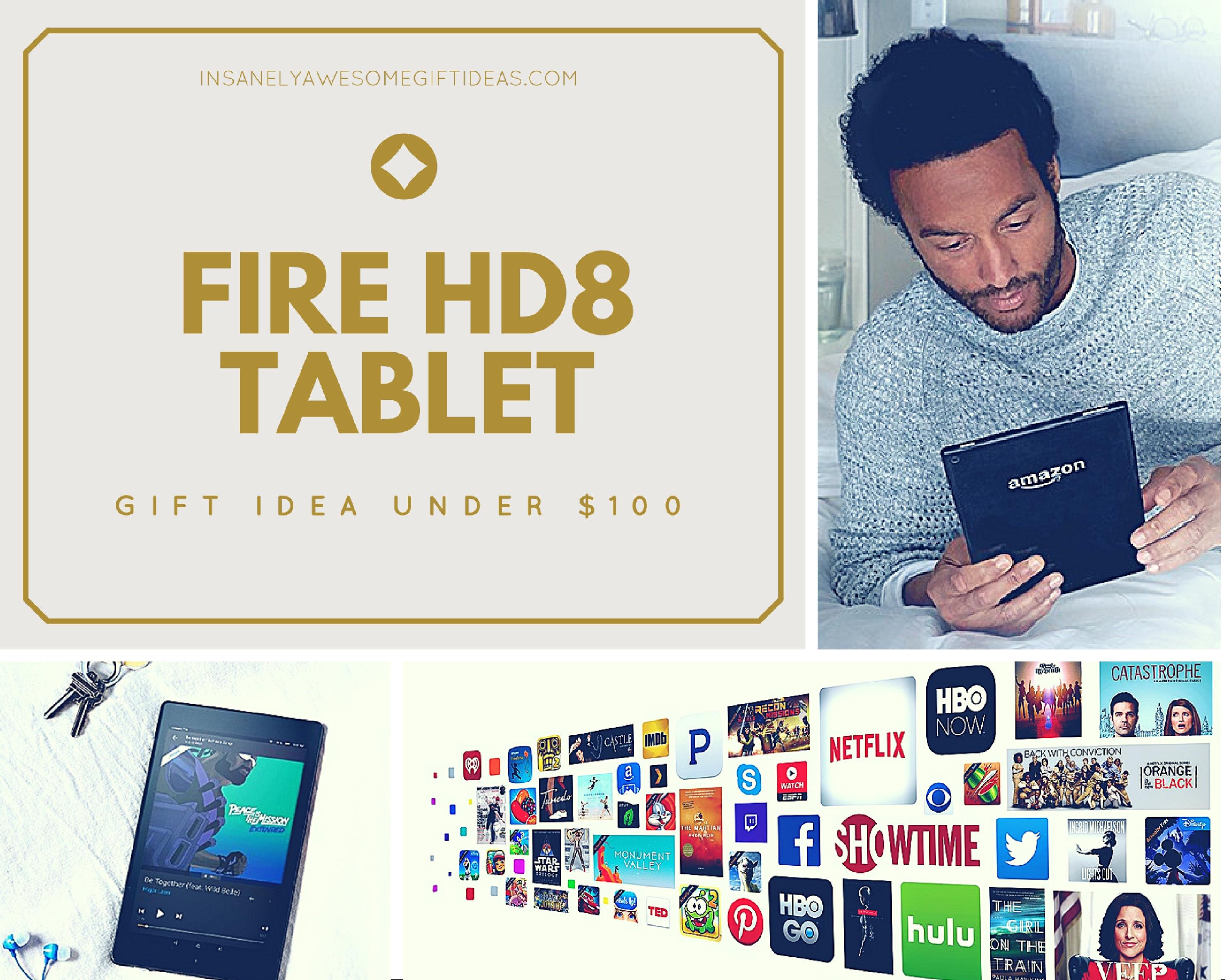 Fire HD8 Tablet Gift Idea