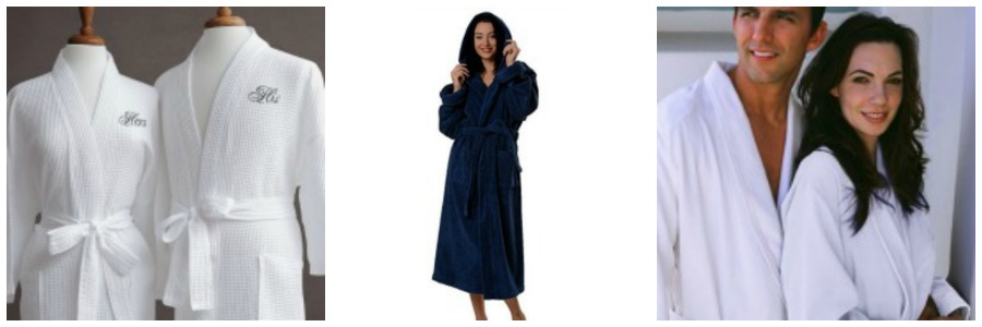 Give the Gift of a Luxury Bathrobe