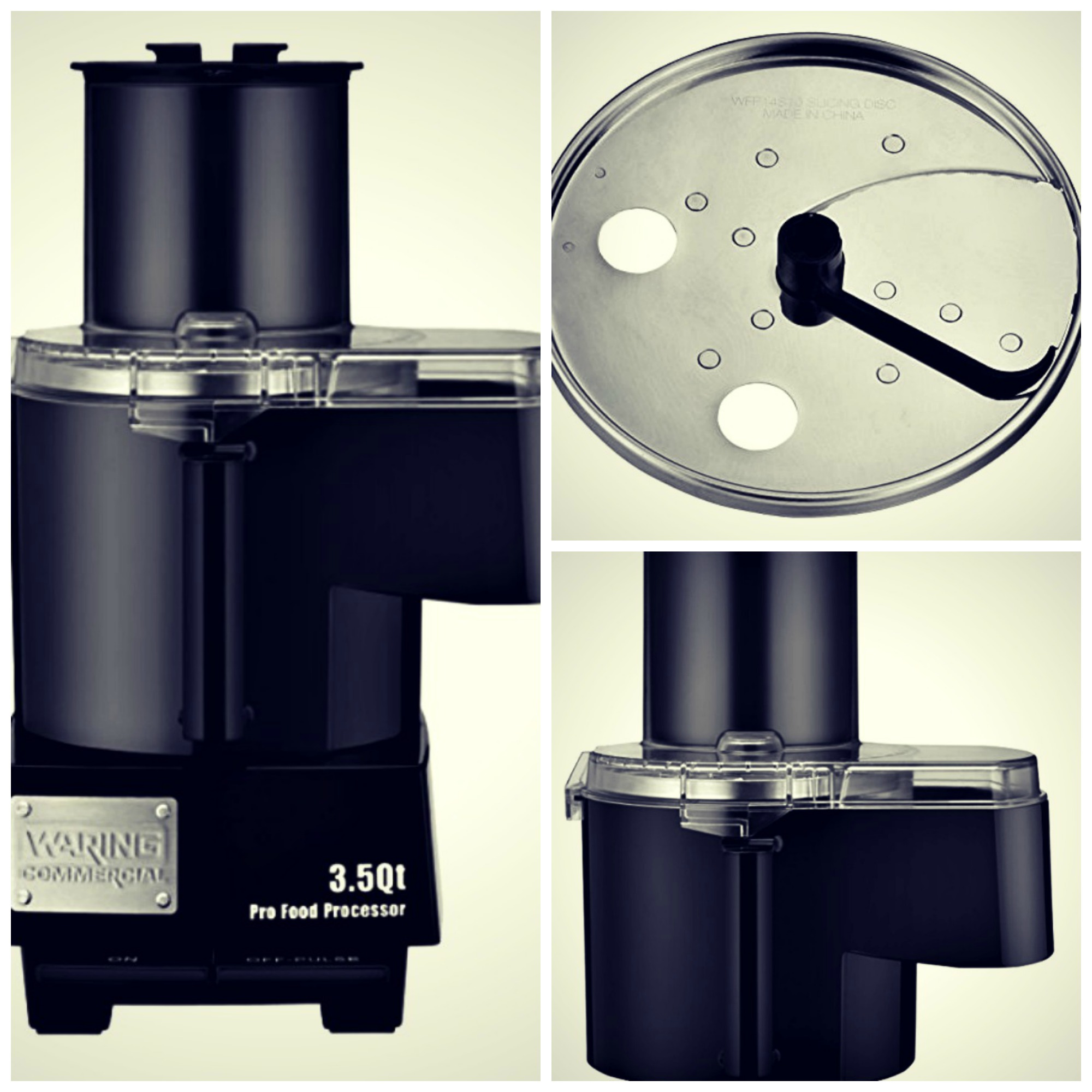 Waring Food Processor Is a Premium Gift for Excellent Chefs