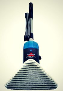 The Bissell Steam and Sweep Is Lightweight and Efficient