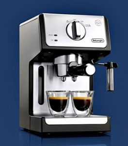 The ECP3420 Is a Candidate for Best Espresso Machine Under 200