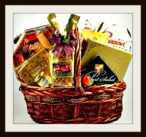 Gift Basket Ideas For Corporate And Business Associates