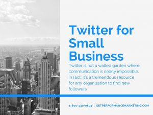 Twitter Management for Small Business Requires Dedication
