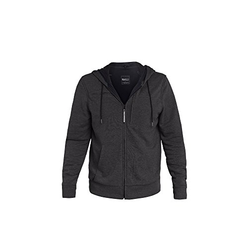 Baubax Travel Jacket - Sweatshirt - Male - Charcoal- Medium
