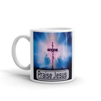 Praise Jesus Coffee Mug