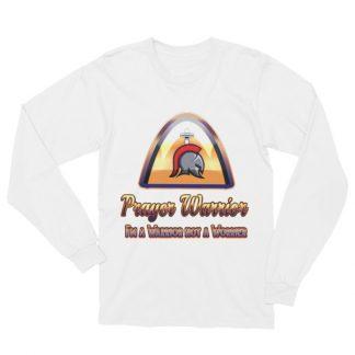 Prayer Warrior Unisex Long Sleeve Tee