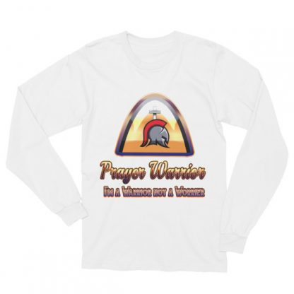 Prayer Warrior Unisex Long Sleeve Tee