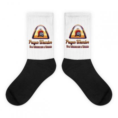 Prayer Warrior Socks