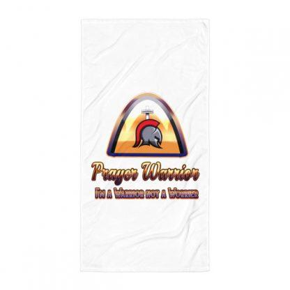 Prayer Warrior Towel
