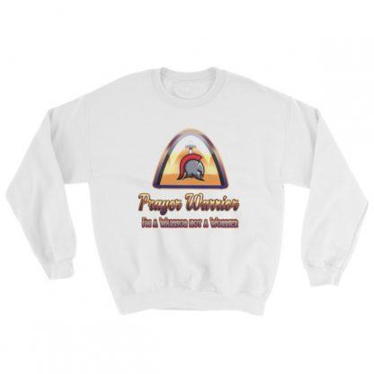 Prayer Warrior Sweatshirt
