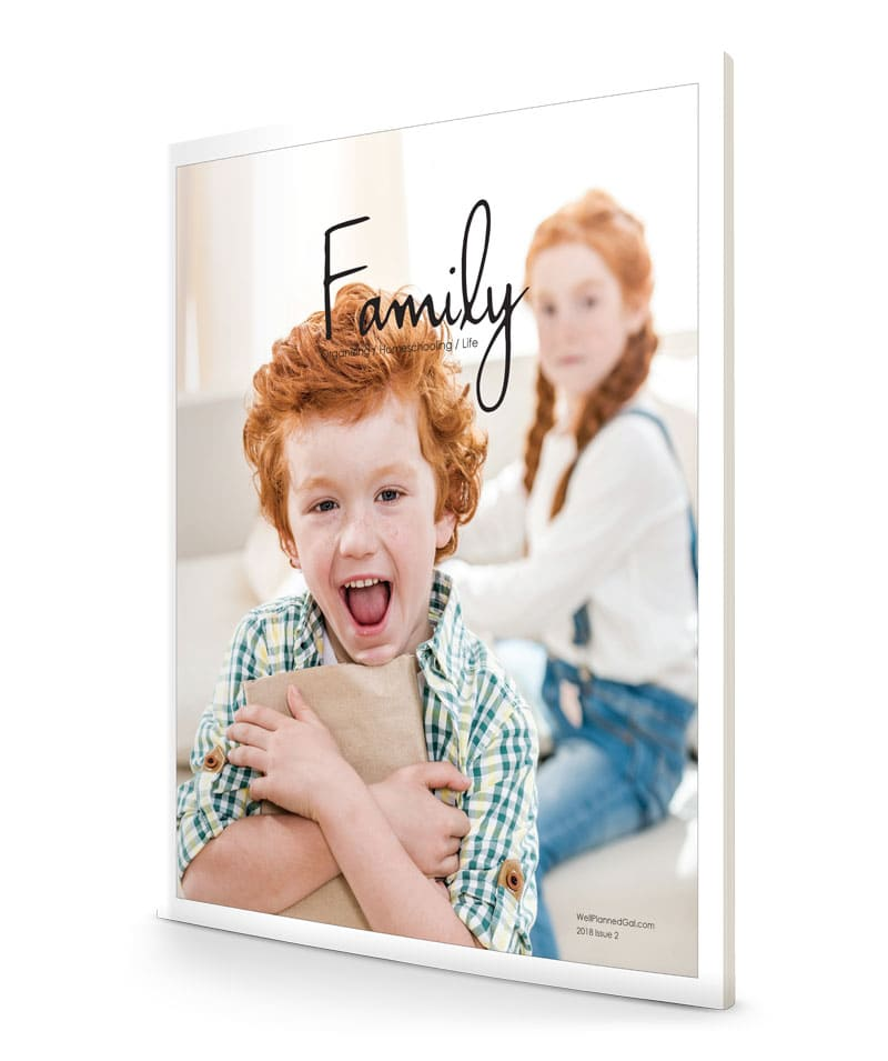 subscribe to family magazine