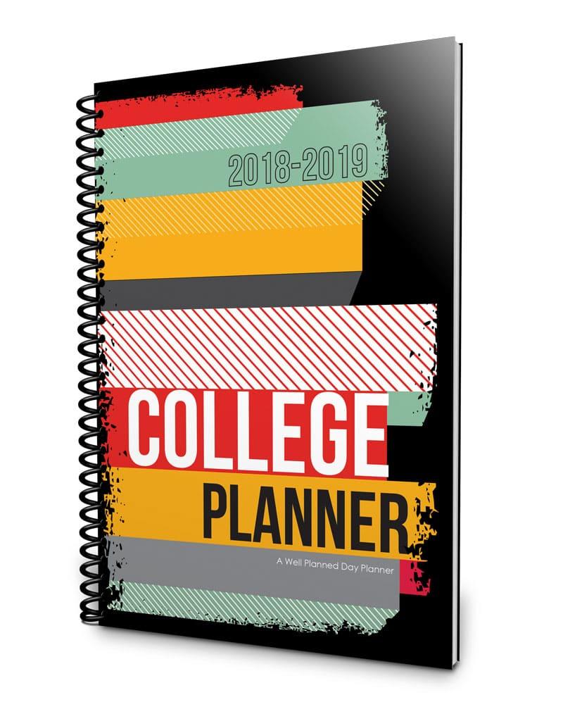 college planner 2018-2019