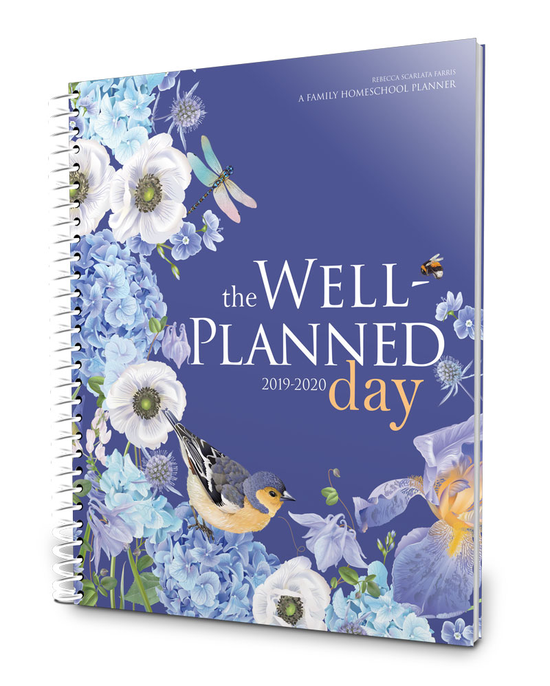 The Original Family Homeschool Planner 2019-2020