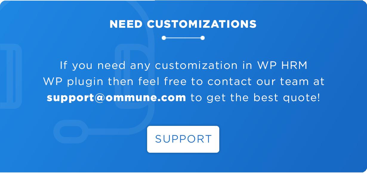 WPHRM - Human Resource and Finance Management WordPress Plugin - 5