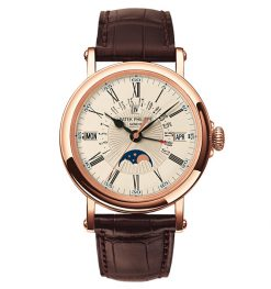 Patek Philippe Grand Complication Perpetual Calendar 18k Rose Gold Men's Watch, 5159R-001 5159R-001