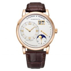 A. Lange and Sohne Lange 1 Moonphase 18K Rose Gold Watch Preowned-109.032F