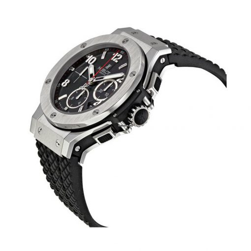 Hublot Big Bang Stainless Steel Rubber Chronograph Automatic Men's Watch, 301.SX.130.RX 3