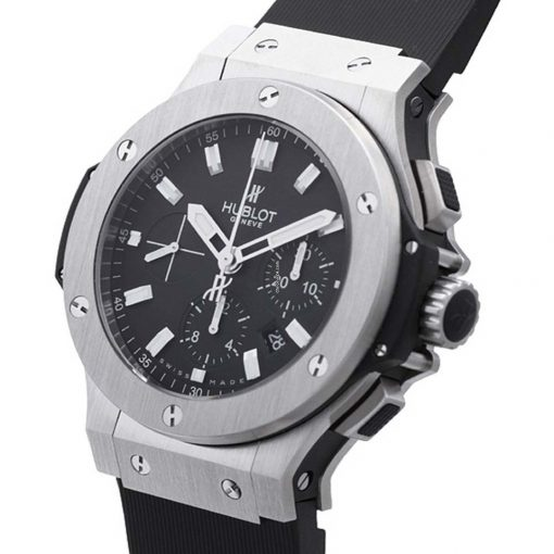 Hublot Big Bang Stainless Steel Automatic Chronograph Men's Watch, 301.SX.1170.RX 3