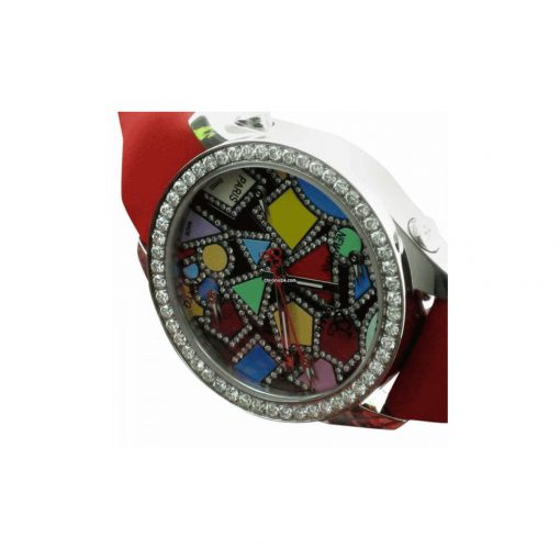 Jacob and Co Five Time ZoneStainless Steel Unisex Watch, JCM113DABZ 10