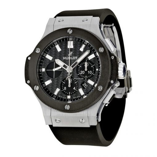 Hublot Big Bang Stainless Steel Ceramic Rubber Automatic Men`s Watch, 301.SM.1770.RX 3
