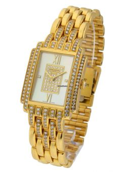 Patek Philippe Ladies Gondolo 18K Yellow Gold & Diamonds Ladies Watch, preowned.4825/120J-001 preowned.4825/120J-001
