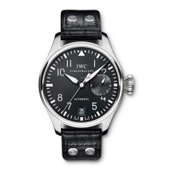 IWC Big Pilot Stainless Steel Men's Watch iw500901