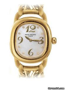 Patek Philippe Ellipse Yellow Gold Ladies Watch, preowned.4830J-MOP preowned.4830J-MOP