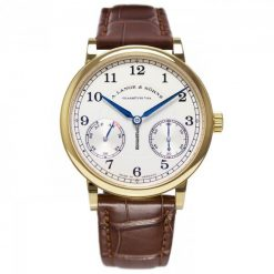 A Lange and Sohne 1815 Brown Leather Men's Watch 234.021