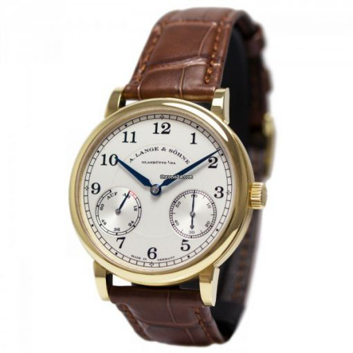 A Lange and Sohne 1815 Brown Leather Men's Watch, 234.021 4