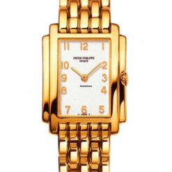 Patek Philippe Ladies Gondolo 18K Yellow Gold Ladies Watch, preowned.4824/1 preowned.4824/1