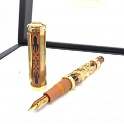 Omas Ellas Nib M Limited Edition Fountain Men`s Pen, O09A006603 O09A006603