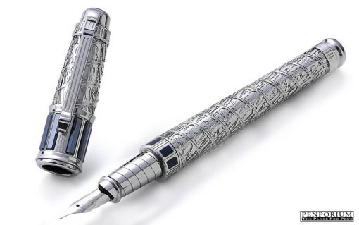 S.T. Dupont Olympio XL Vendome Limited Edition Fountain Men`s Pen, 481047M
