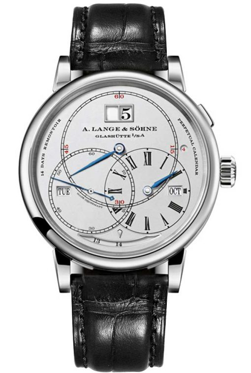 Lange and Sohne Richard Lange Perpetual Calendar Terraluna Men's Watch, 180.026