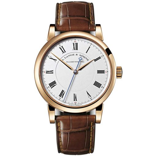 A. Lange and Sohne Richard Lang Rose Gold  Men's Watch, 232.032