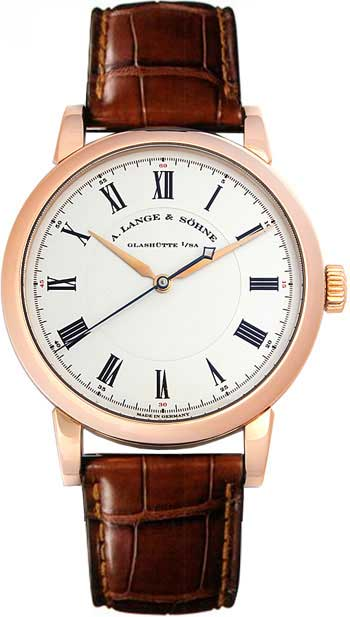 A. Lange and Sohne Richard Lang Rose Gold  Men's Watch, 232.032 2