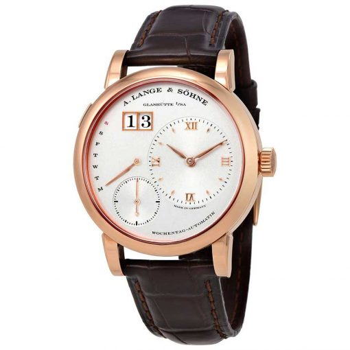 A. Lange and Sohne Lange 1 Daymatic Rose Gold Watch, 320.032