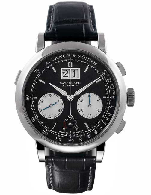 A. Lange and Sohne Datograph Platinum Men's Watch, 405.035